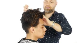 Disconnected Extreme Undercut - TheSalonGuy