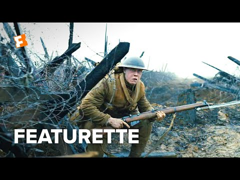 1917 Featurette - Behind the Scenes (2019) | Movieclips Trailers