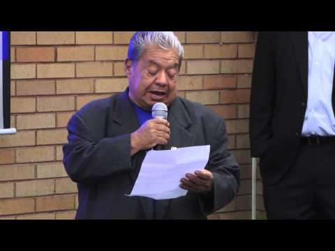 Jose Jimenez Demanding Quality Schools in Southwest Denver