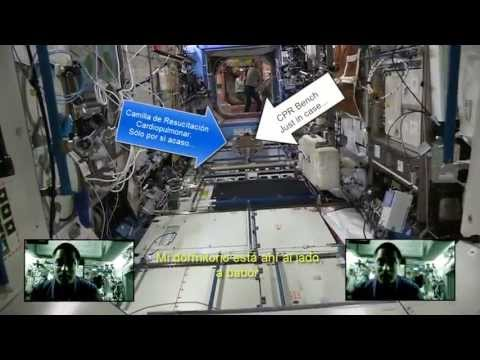 Tour por la Estación Espacial Internacional con Chris Cassidy (EN ESPAÑOL)