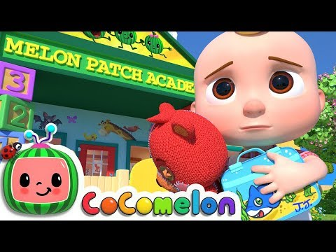 First Day of School | CoCoMelon Nursery Rhymes & Kids Songs