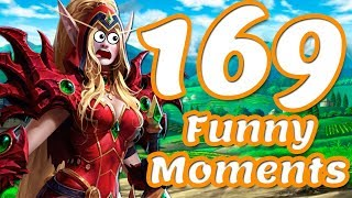Heroes of the Storm: WP and Funny Moments #169