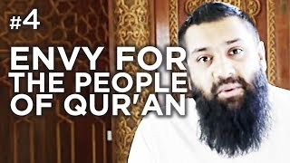 Are you jealous of the people of Qur'an? – Hadith #04 – Alomgir Ali