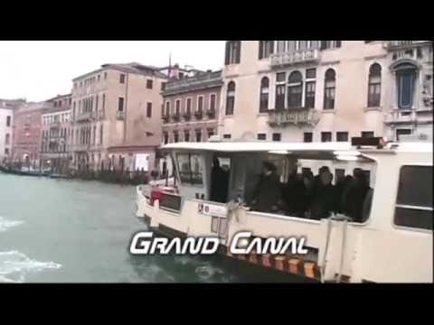 Venice - From Piazalle Roma to San Marco by Vaporetti