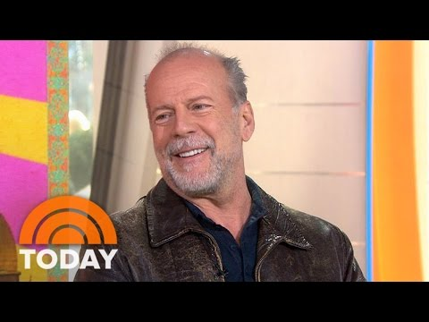 Bruce Willis: 'Rock The Kasbah' Is Bill Murray's 'Best Picture' | TODAY
