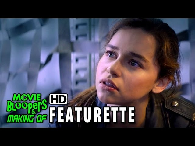 Terminator Genisys (2015) Featurette - Becoming Sarah Connor