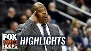 Georgetown vs. Providence   FOX COLLEGE HOOPS HIGHLIGHTS