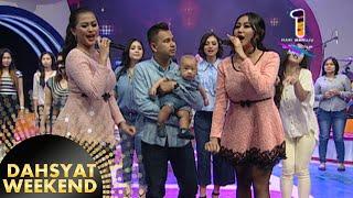 Rafathar Dikelilingi Duo Serigala Nyanyi 'Baby Baby' [Dahsyat] [24 Jan 2016]