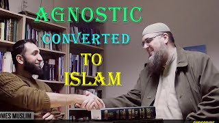From Agnostic to Islam Brother Al Khedr