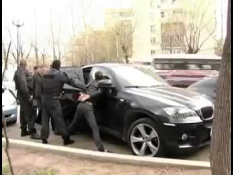 Russian Mafia Arrested by Special Forces Police