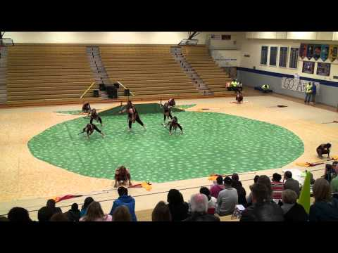 WSHS Winter Guard - 2/2/13