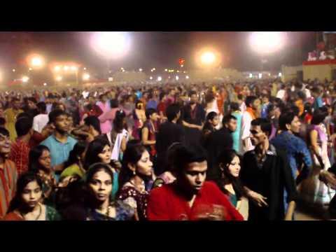 maa Aarkee Garba 2010 - Gheru Gheru Nagaru, Ambe Maadi & Chakla Ma Chetine Chalo... video