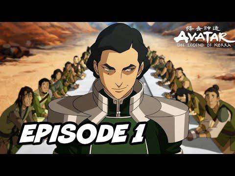 Legend Of Korra Season 4 Episode 1 - TOP 10 WTF Moments