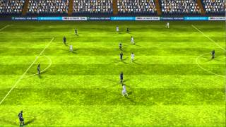 FIFA 14 iPhone/iPad - Real Madrid vs. Málaga CF
