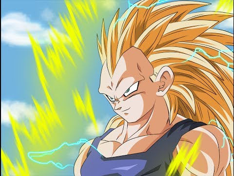 Super Saiyan 3 Goku Vs. Super Saiyan 3 Vegeta- Road To Dragon Ball Z Battle Of Z video