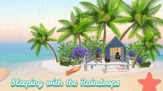 Sleep Meditation for Children   SLEEP WITH THE RAINDROPS   Guided Meditation for Kids