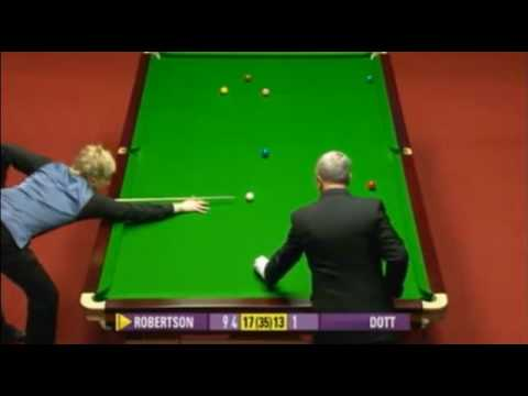 Neil Robertson Wins World Snooker Championship 2010 Video