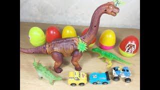 Giant dinosaur eggs - Toys for kids