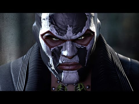 BATMAN Vs. BANE Full Boss Fight - Batman Arkham Origins