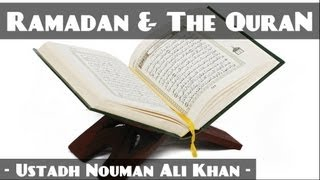 Ramadan Is About The Quran!? Ramadan Reminder 2013 ? by Ustadh Nouman Ali Khan ? TDR