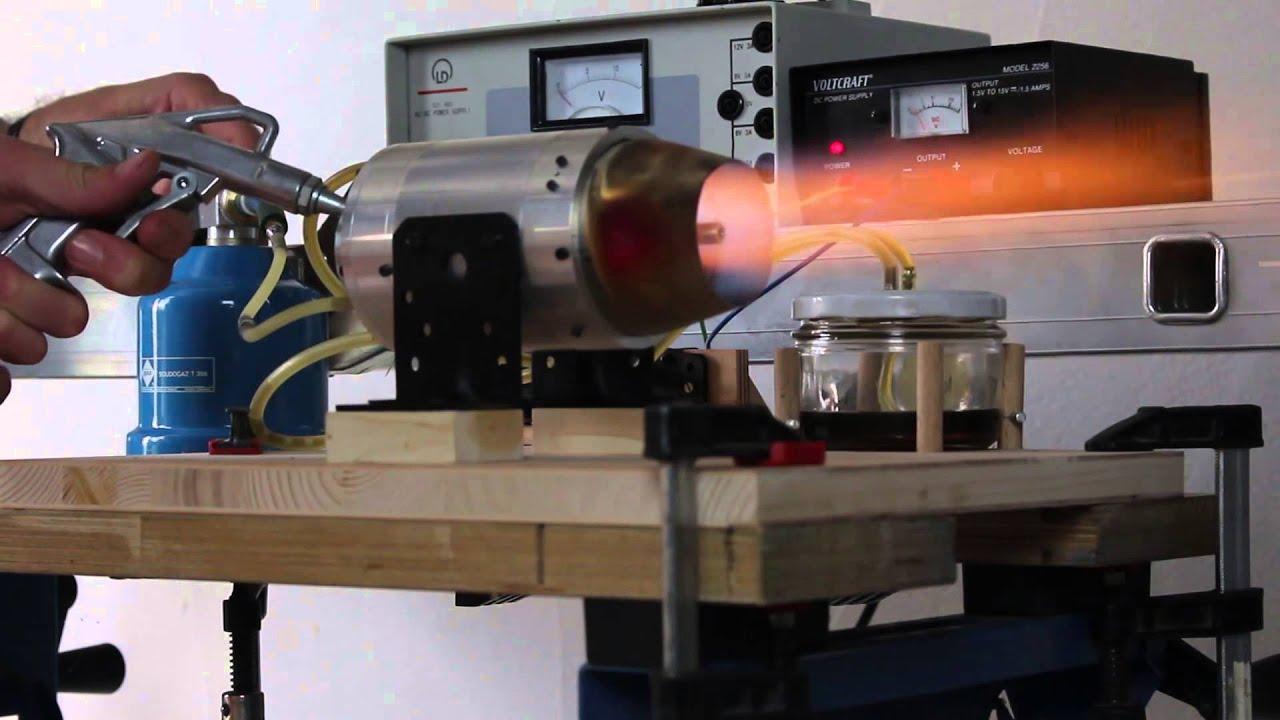how to make a homemade jet engine pdf