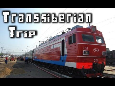 Trans-Siberian Railway trip (summer 2012) HD
