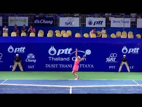 Qiang WANG VS Vera ZVONAREVA 09 02 58