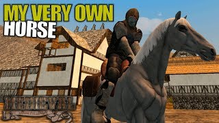MY VERY OWN HORSE | Medieval MOD 7 Days to Die | Let's Play Gameplay Alpha 16 | S02E06