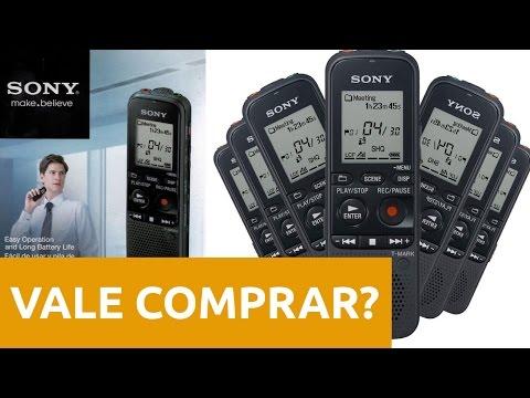 Sony Gravador Digital PX 312 Custo Benefício? Minha Conclusão!