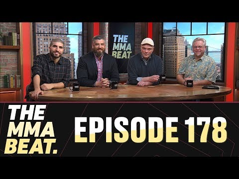 The MMA Beat Live -- February 1, 2018