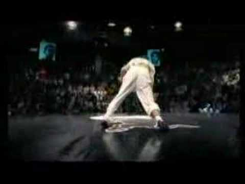 Ronnie Vs. Lilou - Red Bull Bc One 2005 - High Quality video