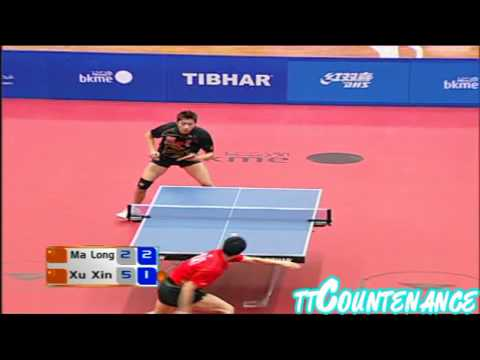 Kuwait Open: Xu Xin-Ma Long