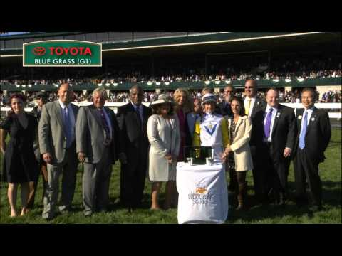 2013 Toyota Blue Grass Stakes (G1)