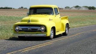 1956 Ford F-100 Classic Pickup Truck