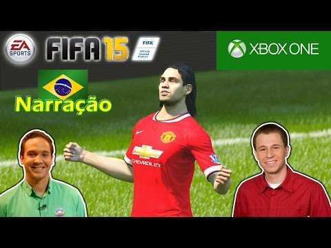 FIFA 15: Como Está A Narração Em PT-BR [Xbox One]