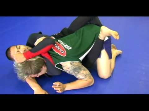MMA Training: Arm Triangle Lockflow Image 1