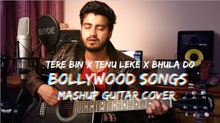 3 Songs cover and Mashup on Guitar by Ravi Zharotia | Chordsguru