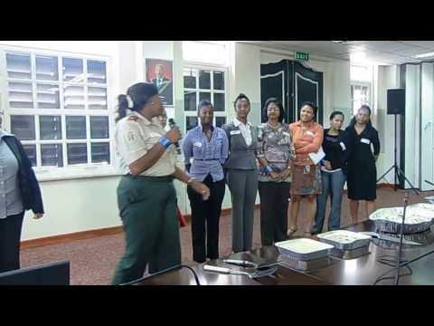 Presentación de la receta de Natilla Parte 1 - Proyecto Surinam