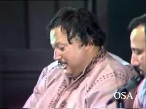 Nusrat Fateh Ali Khan Qawwal   Ankh Uthi Mohabbat Ne Angrai...