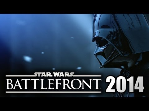 Star Wars Battlefront 3 DICE (SWBF 2014-2015) Multiplayer Gameplay Talk! Jedi vs Sith! PS4/XboxOne