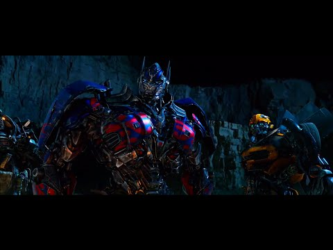 Transformers : Age of Extinction - Autobots Reunite Night Scene (1080pHD VO)