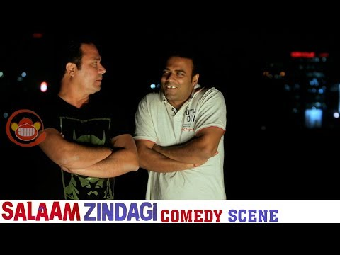 Salaam Zindagi Comedy Scene | Imran Meeting Shaheen | Latest hyderabadi Movie 2017 thumbnail