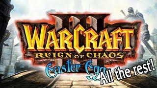 Warcraft III Easter Eggs Addendum: All the Rest