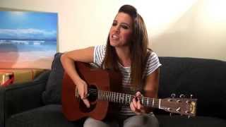 Mark Ronson ft. Bruno Mars - Uptown Funk    Acoustic Cover by Laura Williams