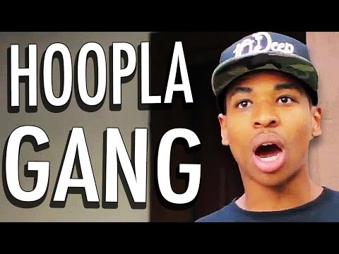 HOOPLA GANG INITIATION - #WHOISUTV