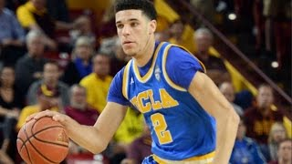 Lonzo Ball Leaves Game With Injury, Returns Creating Highlight Alley-Oops | CampusInsiders
