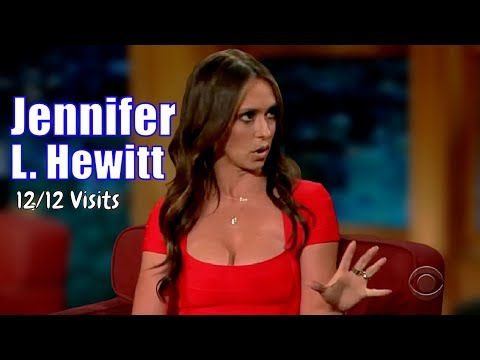 Jennifer Love Hewitt - Craig's Eyes keep... Falling - 12/12 Visits In Chronological Order