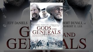 Gods And Generals Extended Director 39 S Cut