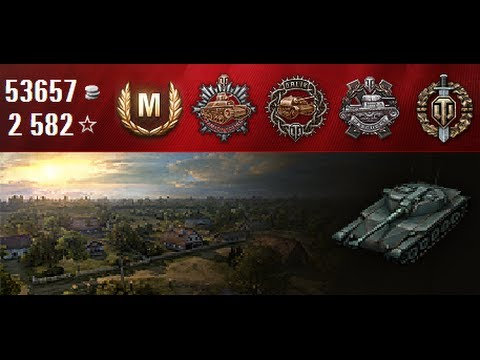 World of Tanks - ELC AMX | Ace Tanker, 4476 Damage & 2582 Base Experience