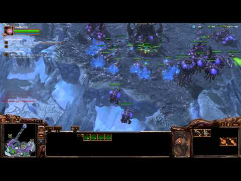HotS Mastery Achievements - Mission 5: Shoot the Messenger (My Cool Bay Explosions Achievement)